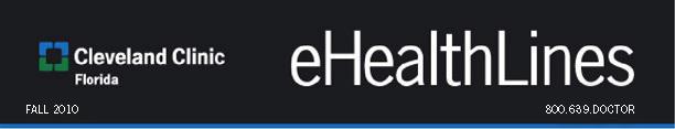Cleveland Clinic - eHeathLines